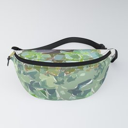 Succulent Tree 3 Fanny Pack