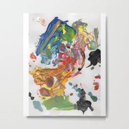 palette Metal Print