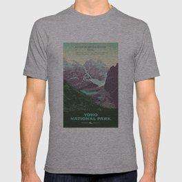 Yoho National Park Poster T-shirt