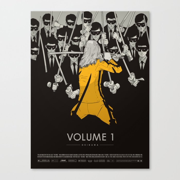 FILM Nº002 Canvas Print