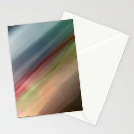 Motion Blur Series: Number One Stationery Cards