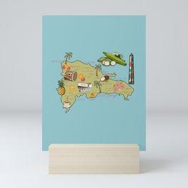 Mi País ~ Mini Art Print