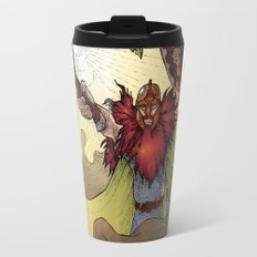 Viking Warrior Travel Mug