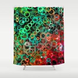 pop pop fizz fizz  Shower Curtain