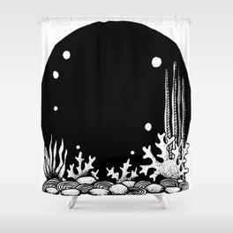 Deepsea Shower Curtain