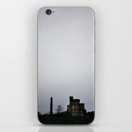Not Edinburgh Castle iPhone Skin