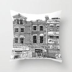 New Cross, London Throw Pillow