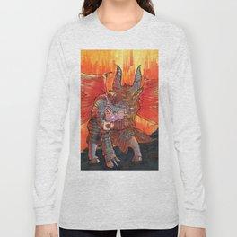baal goetia demon Long Sleeve T-shirt