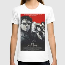 The Lost Boys Movie Poster Print Art T-shirt
