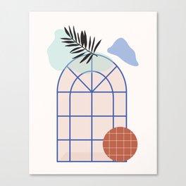// Royal Gardens 02 Canvas Print