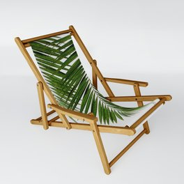 Palm Leaf II Sling Chair