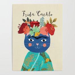 Frida Cathlo Poster
