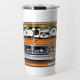 Crazy Car Art 0146 Travel Mug