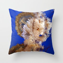 Trust is a lovely thing Throw Pillow