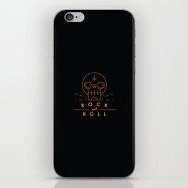 Rock & Roll iPhone Skin