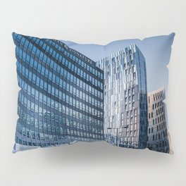Urban Mountains Pillow Sham