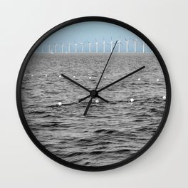 The Selby  Wall Clock