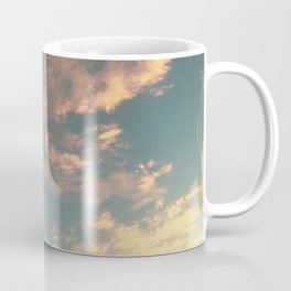 Aviation Skyline Coffee Mug