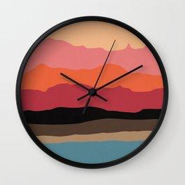 Natur Wall Clock