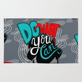Do What You Can Rug