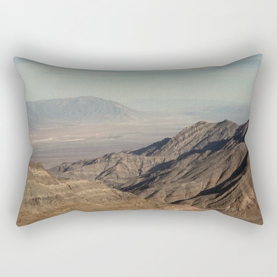 Death Valley Rectangular Pillow