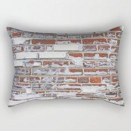 Bricks of Brooklyn Rectangular Pillow