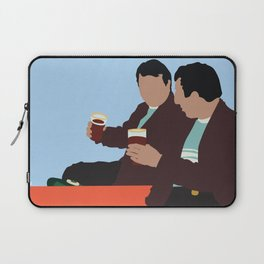 Kidnapping Caucassian Style Laptop Sleeve