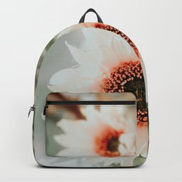 Pastel sunflowers Backpack