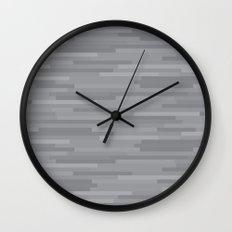 Grey Estival Mirage Wall Clock