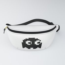 Blacky Ghost Invader Fanny Pack