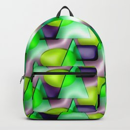 Transparent pattern 2 ... Backpack