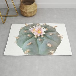 "Peyote ""Lophophora Williamsii"" Rug"