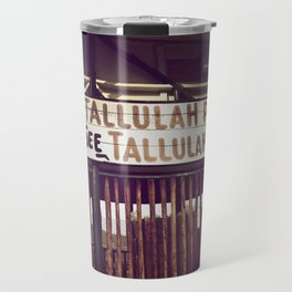 Tallulah Point Travel Mug