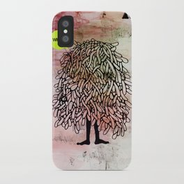 Whoo. iPhone Case