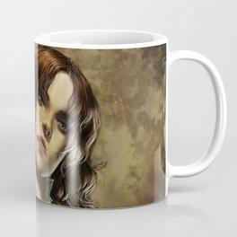 Steam Girl Coffee Mug