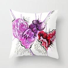 Love Letter 2 Throw Pillow