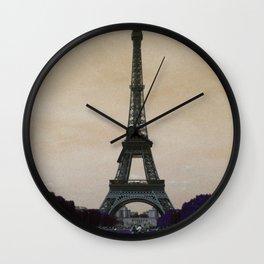 La Belle époque Wall Clock