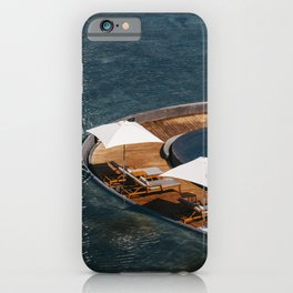 Embraced by the Blue Sea - Mexico Wanderlust iPhone Case