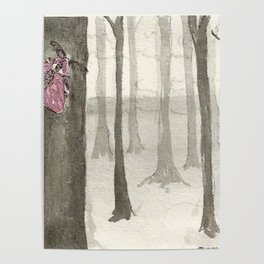 Through the Woods Poster