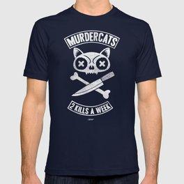 Murdercats T-shirt