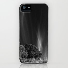 Magic in the Hills Behind My House (Horizontal) iPhone Case