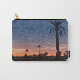 Nature photography Vibrant vivid  Carry-All Pouch