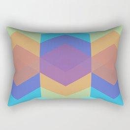 Chevron Dance Rectangular Pillow