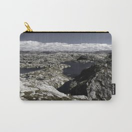 Sirdal Landscape 2, Norway Carry-All Pouch