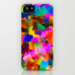 Street party iPhone Case