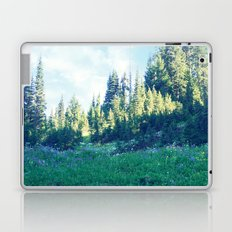 Consider How the Wildflowers Grow Laptop & iPad Skin