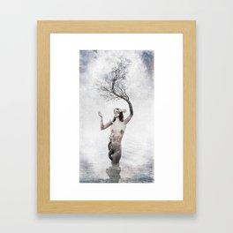 THE FOREST (I) Framed Art Print