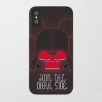 vader iPhone & iPod Cases featuring Vader  by danvinci