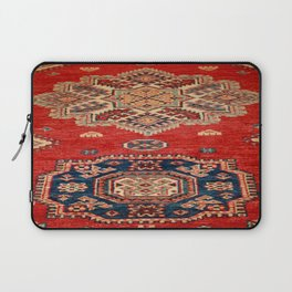 Natural Dyed Handmade Anatolian Carpet Laptop Sleeve