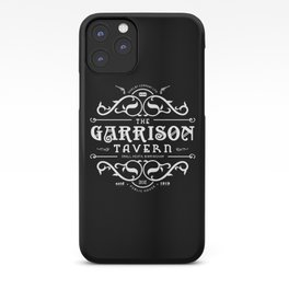 The Garrison Tavern iPhone Case